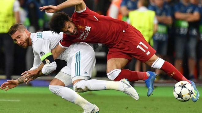 Daliban Shari'a sun yi jarabawa a kan Ramos da Salah