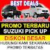 Promo DP Angsuran Ringan Mobil Suzuki Pick Up Jabodetabek.