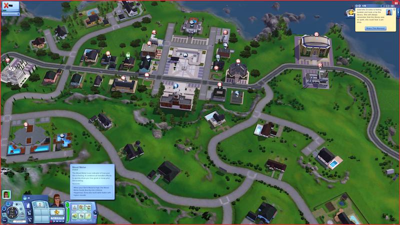 otomotif: The Sims 3 Hidden Springs DLC