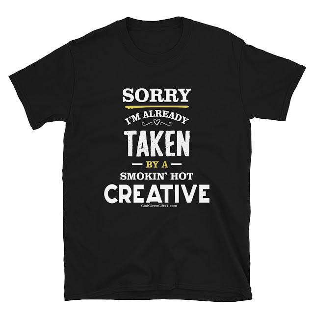 GodGivenGifts1 Creative Relationship T-Shirt - Unisex