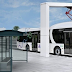 Elektrische laadpalen op busstation Deventer