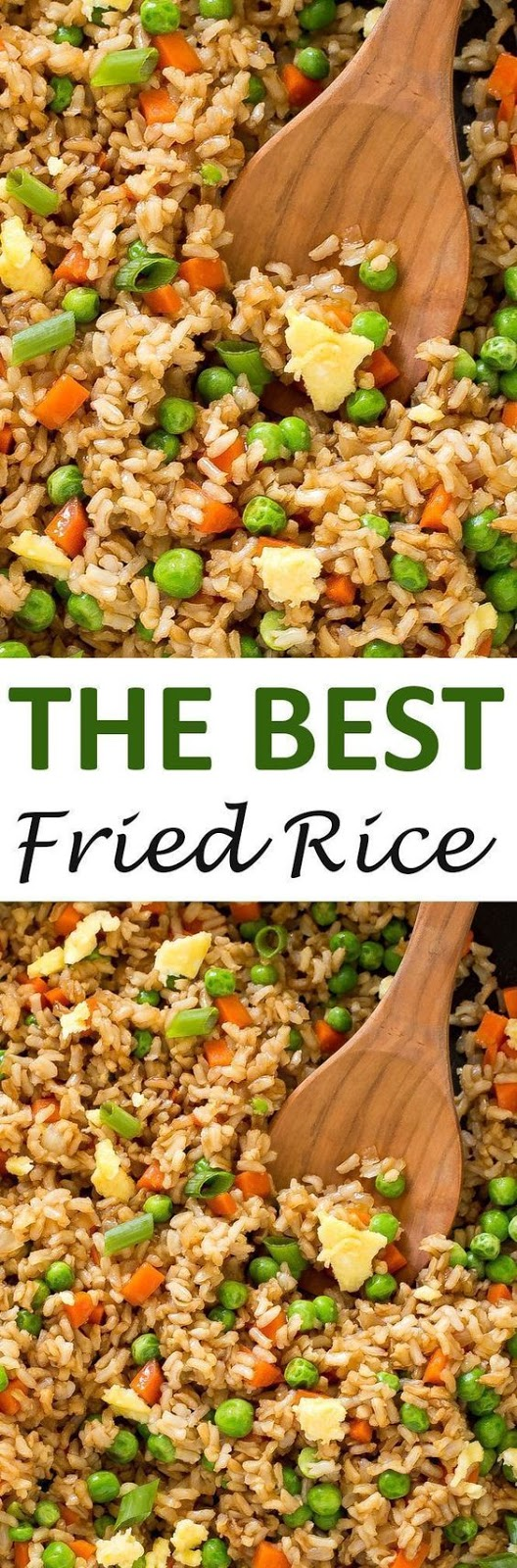THE BEST FRIED RICE