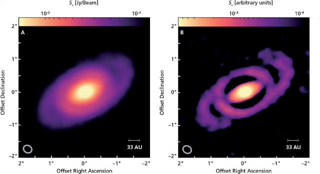 Spiral arms in protoplanetary disk: They're not just for galaxies any more