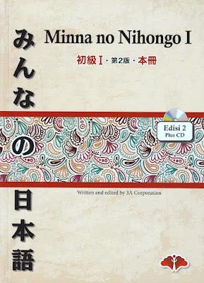 Kelebihan Buku bahasa Jepang Minna no Nihongo