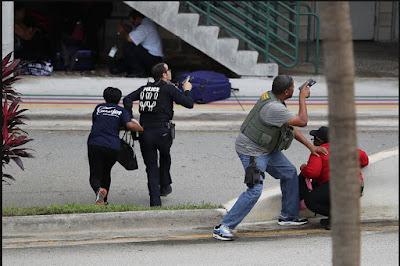 Fort Lauderdale Airport Shooting Leaves 5 Dead