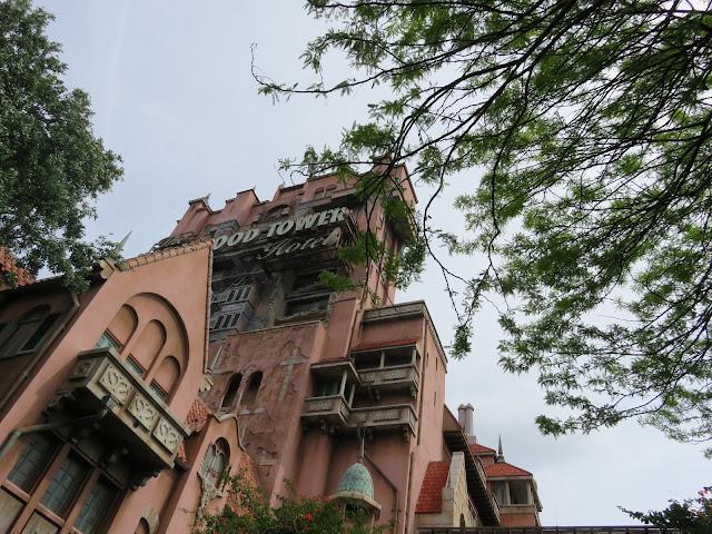 Twilight Zone Tower of Terror Walt Disney World