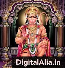 real hanuman images