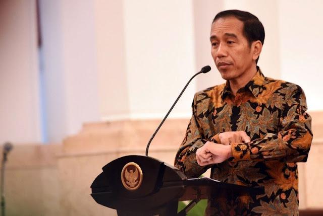 Jokowi:Masyarakat Di Jawa Manja, BBM Naik Rp 500 Demonya Sampe 3 Bulan, Bagaimana Dengan Di Papua