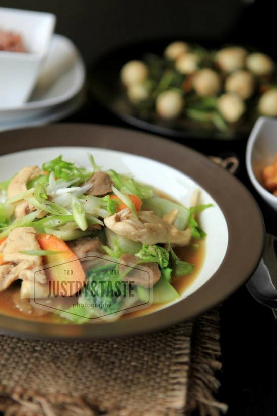 Resep Capcay Kuah Kental : resep, capcay, kental, Resep, Capcay, Sayur, Taste