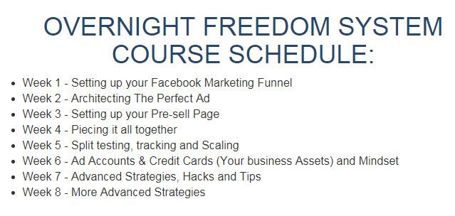 overnight freedom review, overnight freedom scam, overnight freedom mark ling, overnight freedom program, overnight freedom system