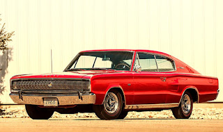 1966 Dodge Charger Hemi Front Left