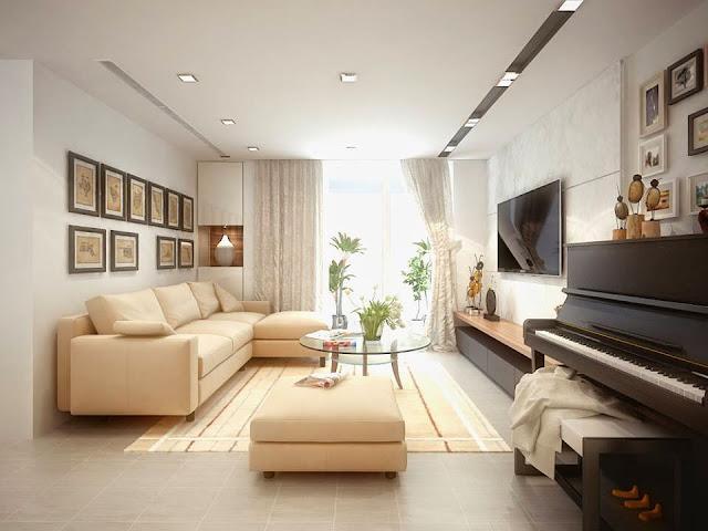 Thiết kế nội thất căn hộ Liễu Giai Tower