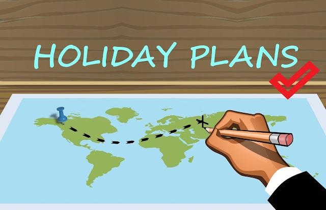 hoilday plans
