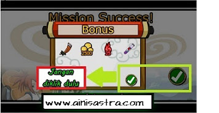 Cheat Ninja Saga NS Desember 2011 Cheat Talent Point TP Hack + Fast Leveling + Gold Ninja Saga