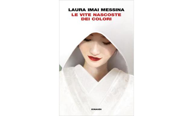 Laura Imai Messina, copertina di Le vite nascoste dei colori