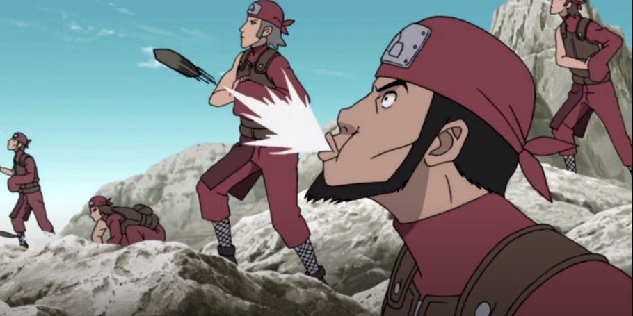5 Shinobi Terkuat dari Desa Iwagakure