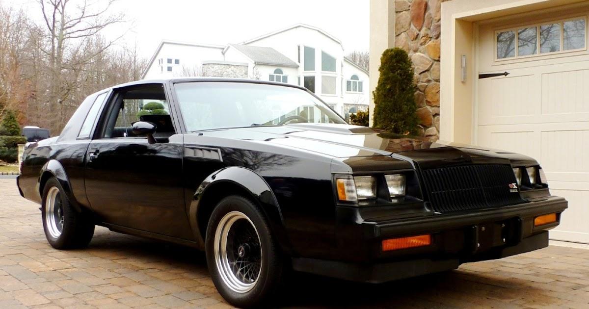 1982+Buick+Regal+Grand+National Grand Buick