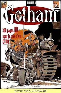 Gotham reliure 3, 1996