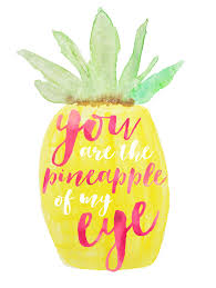 download sayings on pineapple