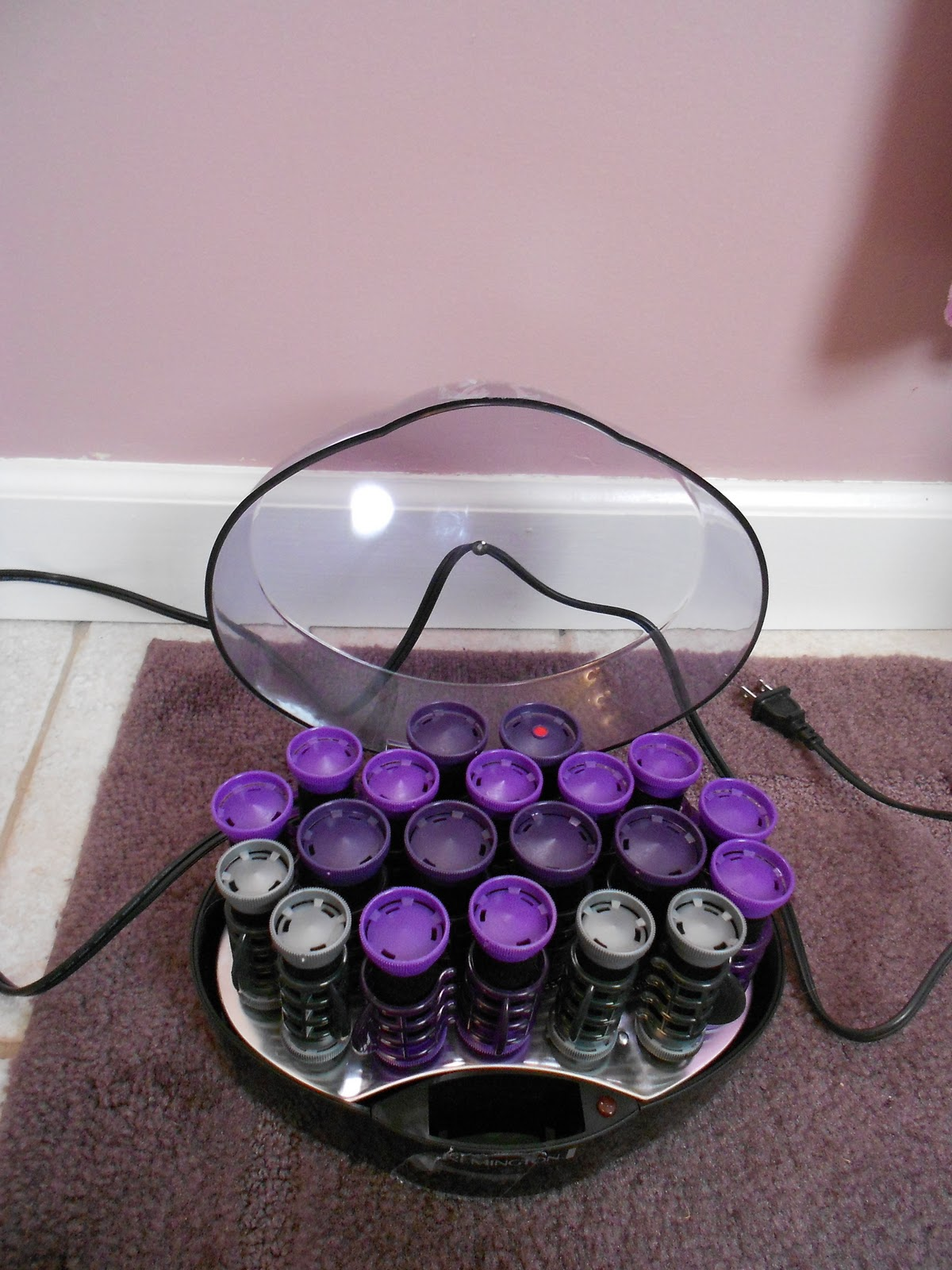 Review Conair Remington Hot Rollers