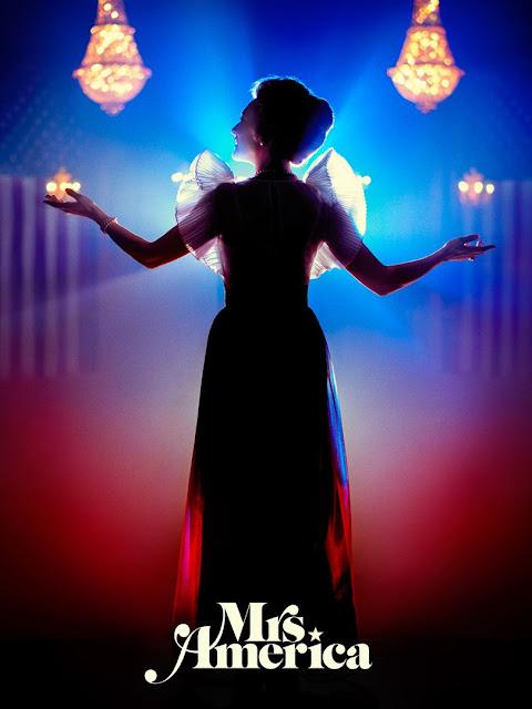Série TV Mrs America L'Agenda Mensuel - Avril 2020