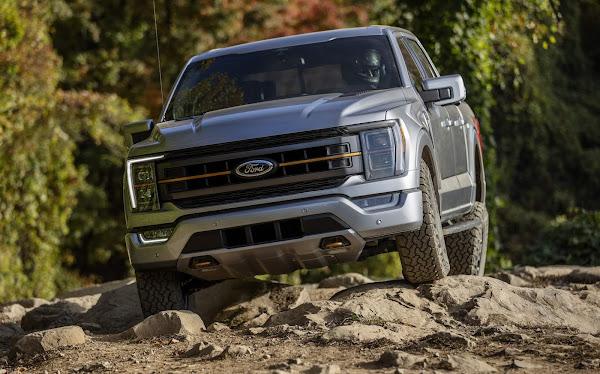 Ford F-150 2021 ganha ajustes visuais e técnicos - EUA