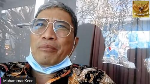 Ditangkap Polisi, Muhammad Kece Sombongkan Diri: Saya Dekat dengan Pejabat dan Penguasa