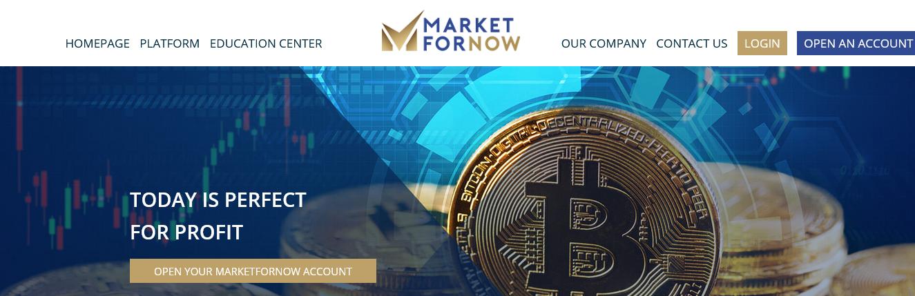 Мошеннический сайт market4now.com – Отзывы, развод. Marketfornow мошенники