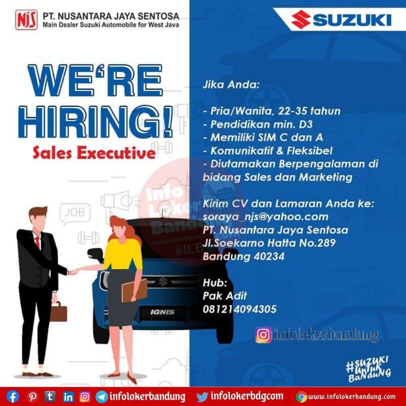 Lowongan Kerja PT. Nusantara Jaya Sentosa (NJS) Bandung Februari 2021