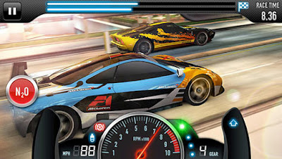 CSR Racing V3.9.0 MOD Apk For Android1
