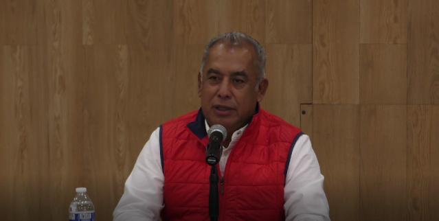 Julián Nazar pide disculpas por incurrir en violencia política en razón de género