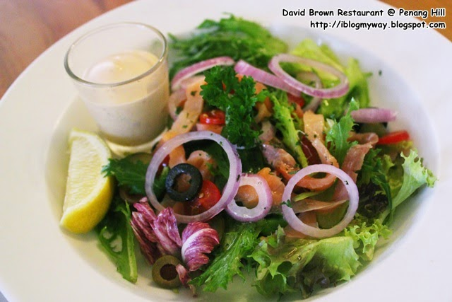 David Brown's Restaurant & Tea Terraces @ Penang Hill