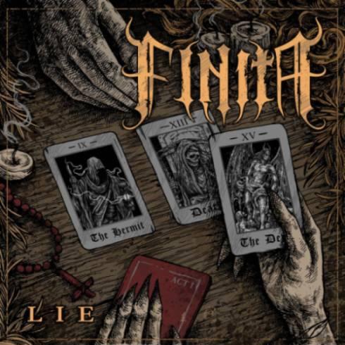 "Dissecando EP's #33: ""Lie"" (2018) - Finita"