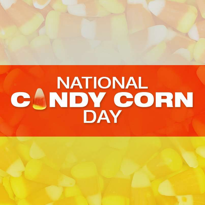 National Candy Corn Day Wishes for Whatsapp