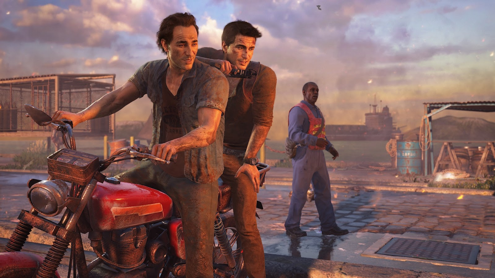 UNCHARTED 4 A THIEF'S END free download pc game full ...