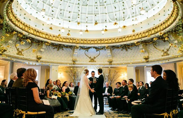 Mengadakan Pernikahan Di Hotel Menjadi Alternatif Venue via jwestwedding.com