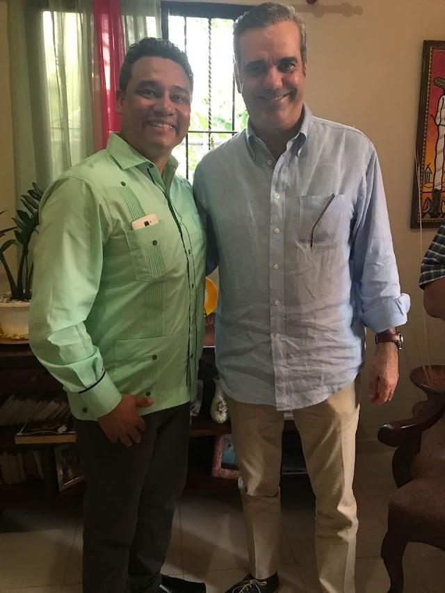 Jaquean FB de coordinador del presidente Abinader en Tamboril y piden ayuda en su nombre