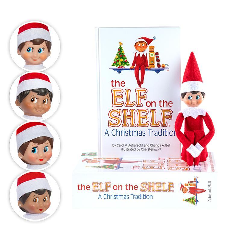 elf on the shelf options
