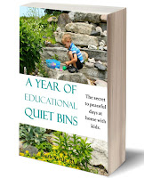 A Year of Educational Quiet Bins eBook
