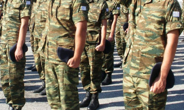 Αύξηση της στρατιωτικής θητείας για τους αντιρρησίες συνείδησης