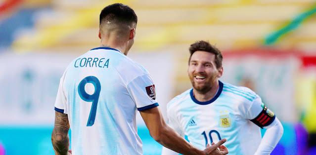 Bolivia vs Argentina – Highlights