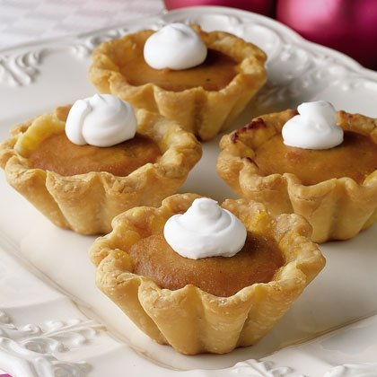 Mini Sweet Potato Pies Recipe