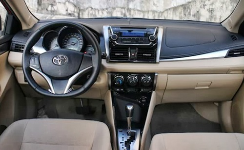 New Toyota Vios 1.3 Fuel Consumption Review