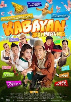 Sinopsis film Kabayan Jadi Milyuner (2010)