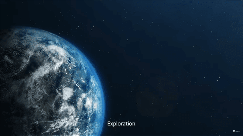 Xiaomi showcases Mi 10 Pro's camera capabilities in an ad shot from space