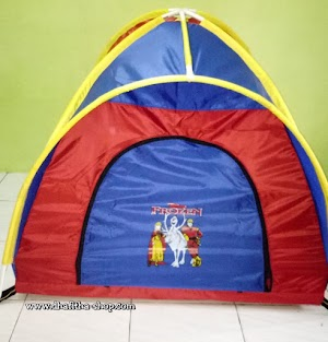 Tenda Dome Anak Murah Ukuran 100 Cm