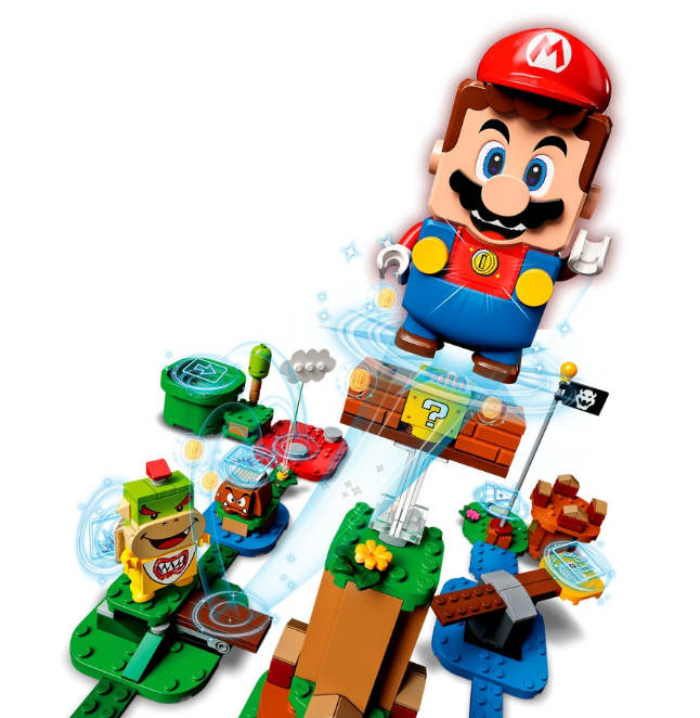 Lego Super Mario Set [SOLD OUT] Original Set Pricing Availability Countries