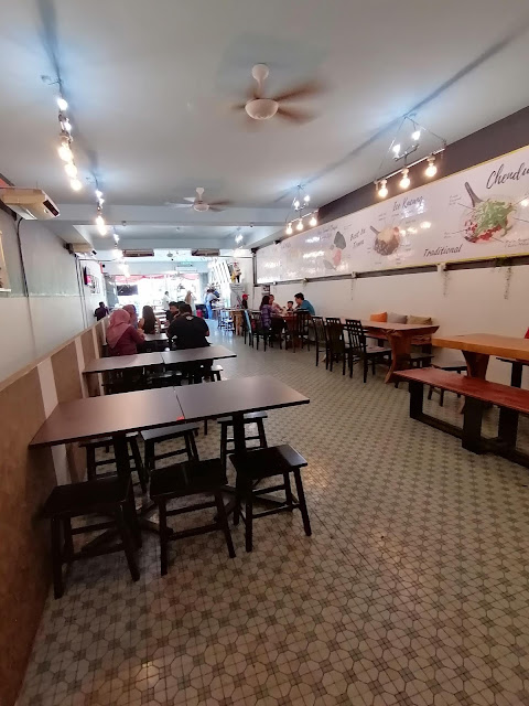 Kuih Culture ( HALAL ) : Sajian Terbaik Nyonya Kuih, Nasi Lemak, Cendol Dan Mee Di Penang