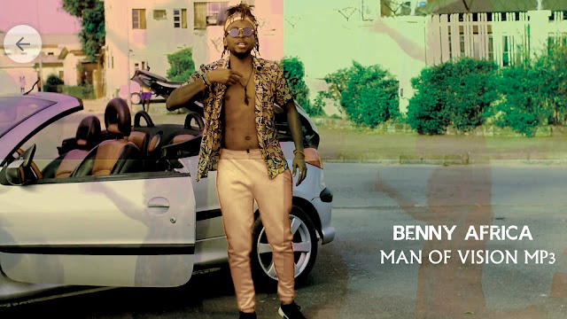 Benny Africa - Man Of Vision