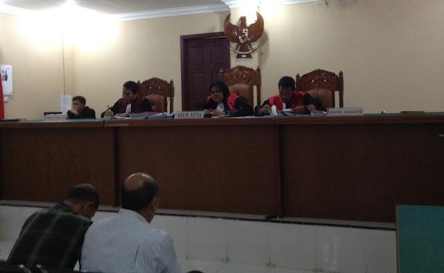 Kebakaran Lahan Gambut di Aceh, PT. SPS Divonis Bersalah